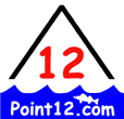 Point 12 Services Logo